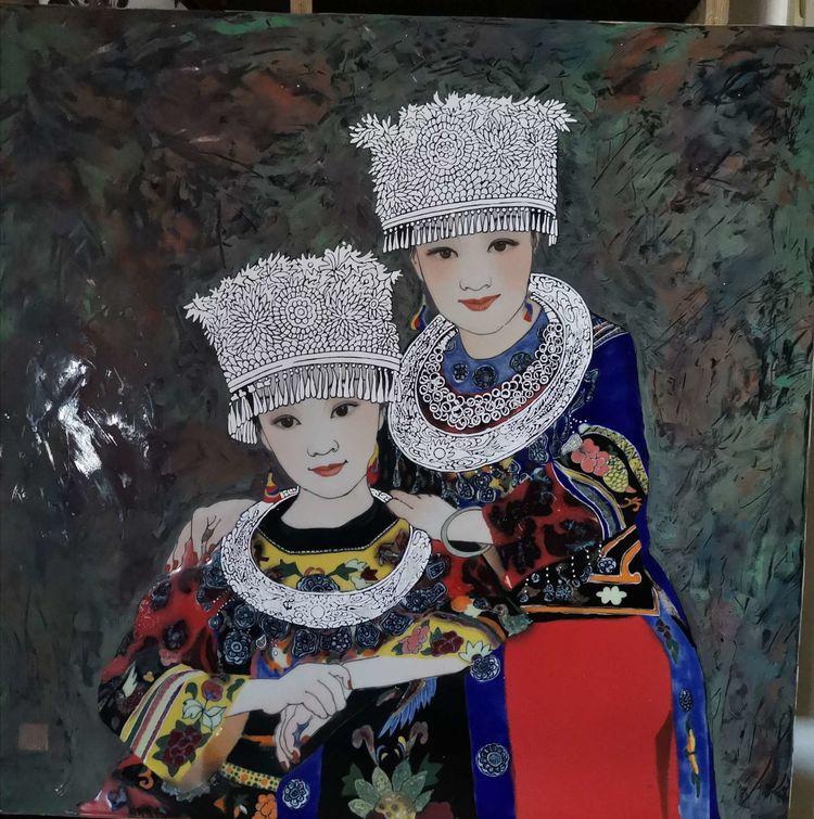 中国工艺美术大师裴永中颜色釉(窑变)系列作品欣赏