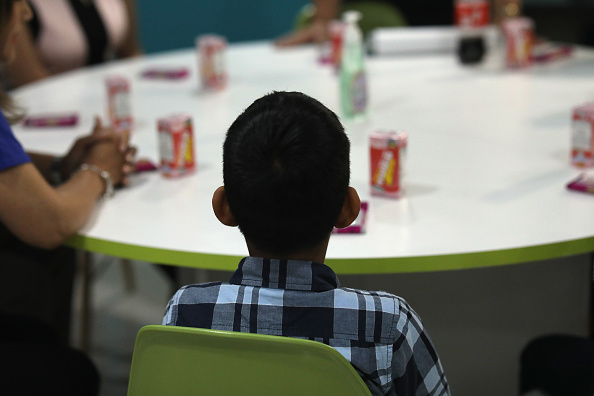 migrant children separated from parents cayuga center