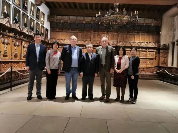 中华文化国际传播智慧实践学术研讨会在德成功举行