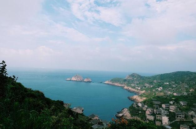 舟山枸杞岛――享有东方小希腊美誉的海岛